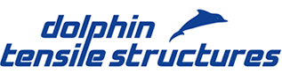 Dolphin Tensile Structures Logo