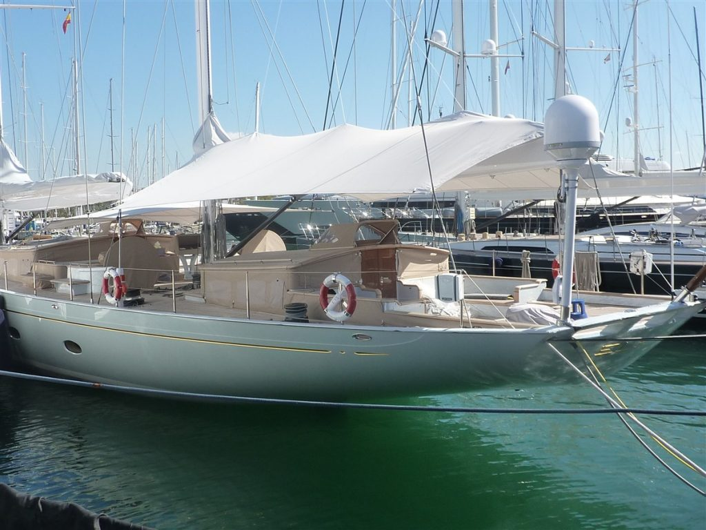 boat awnings difference awning experience upholstery makes bimini the bow ards