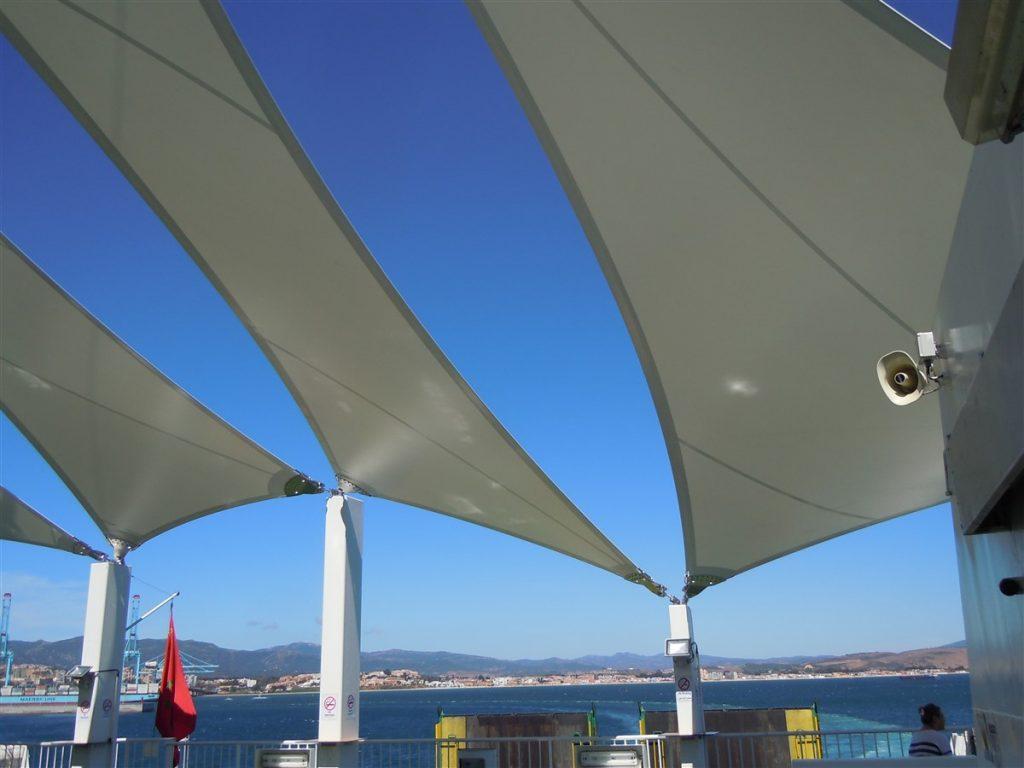 Gibraltar Straits Passenger Ferry